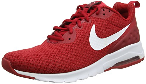Nike Air MAX Motion LW, Zapatillas Hombre, Rojo (Gym Red/White), 44.5 EU