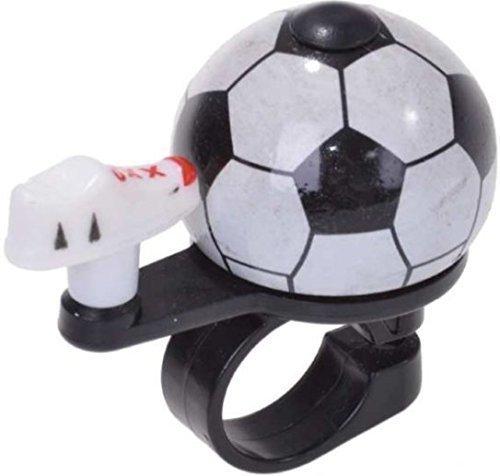Mini-Fahrradglocke im Fußball-Design