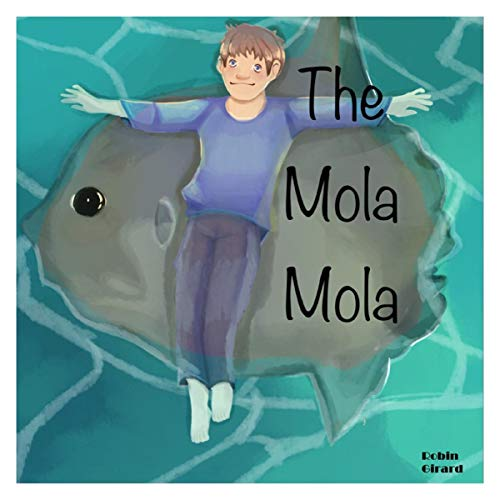 The Mola Mola audiobook cover art