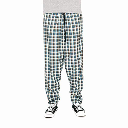 Skidz Kool Blue Pants for Men.