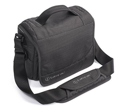 Tamrac Derechoe 3 - Bolsa para equipo fotográfico, color gris acero