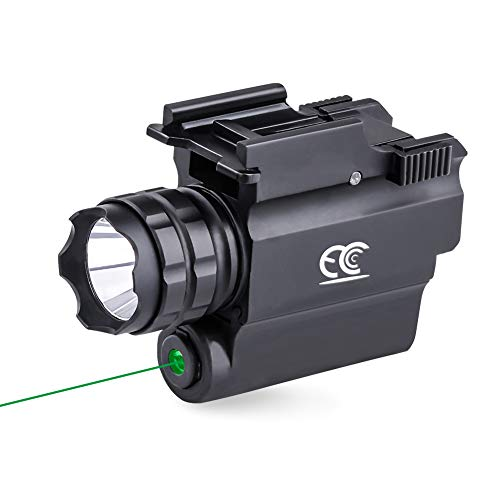 MCCC Handgun Laser Flashlight
