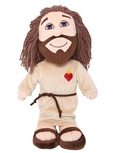 Jesus Plüschfigur 30 cm