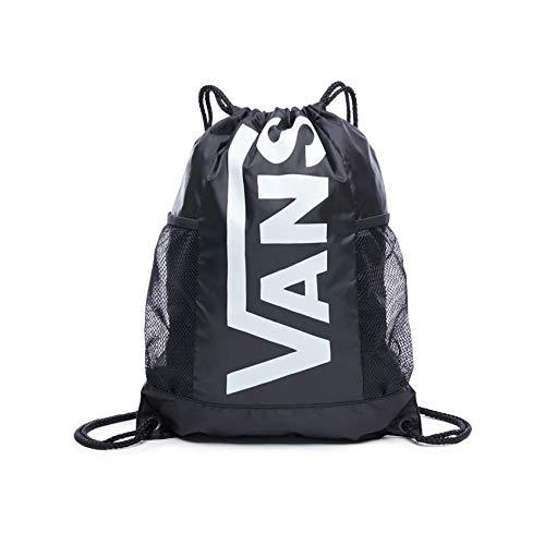 Vans Sporty - Zaino sportivo da banco, 44 cm, 12 l, colore: Nero