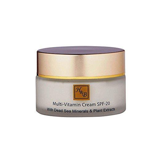 Mer Morte Crème Multi-Vitamines SPF-20 50ml