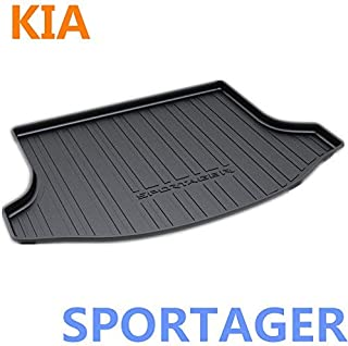 Car Boot Pad Carpet Cargo Mat Trunk Liner Tray Floor Mat Tray Floor Carpet For KIA 2010 2012 2013 2014 2015 2016 2017 2018...