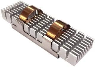 QNAP 散热器 适用于 M.2 SSD ???68x19.8x1MM 深* 2PCS