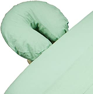 Flannel Face Cradle Covers 10 Pack Sage