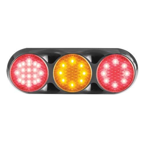 Luz trasera o trasera LED, luz de freno/luz trasera, intermitentes, antiniebla, serie 82, ECE