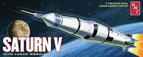 marca famosa 1 200 200 200 Saturn V Rocket by AMT Ertl  grandes ofertas