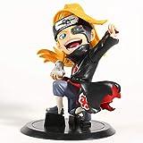 Yangzou 18 Cm Naruto Shippuden Akatsuki Deidara Figura De PVC Figura De Colección Modelo Muñeca De J...