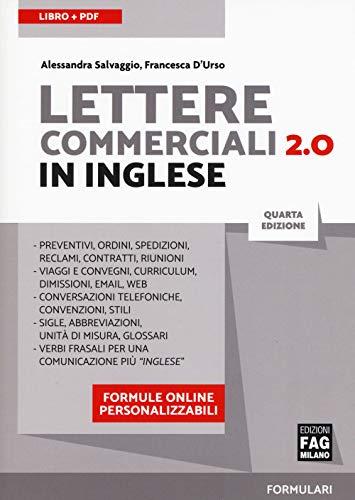 Lettere commerciali 2.0 in inglese. Con Contenuto digitale per download