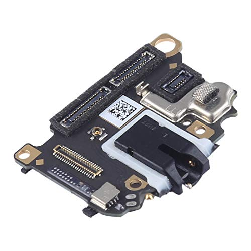 ZHANGJIALI Teléfonos Móviles Piezas de Repuesto Módulo de reemplazo de Reparación Auriculares Jack Junta con micrófono for OPPO R11S Plus