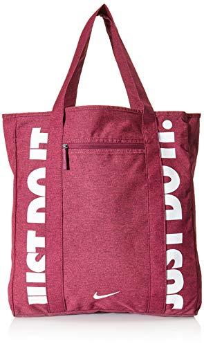 Nike Damen Gym Tasche, Rush Pink/Rush Pink/(White), 45.5 cm x 43 cm x 12.5 cm