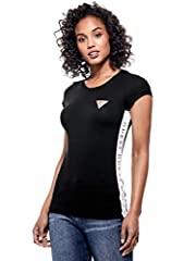 CLASSIC FIT: Perfectly fitted casual tee can easily be layered with a denim jacket for a fashion forward style EVERYDAY LOOK: Wear this lightweight shirt to school, work, or out with friends COMFORT & STYLE: Luxuriously soft fabric make this t-shirt ...