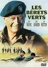 Les Bérets verts [Francia] [DVD]