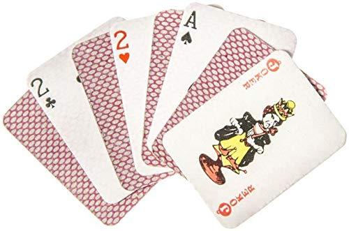 Schnooridoo JGV - Juego de 10 minijuegos de cartas para cumpleaños infantiles