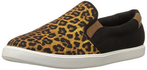 Crocs CitiLane Slip-on Sneaker Women, Damen Sneakers, Mehrfarbig (Leopard/Black), 37/38 EU