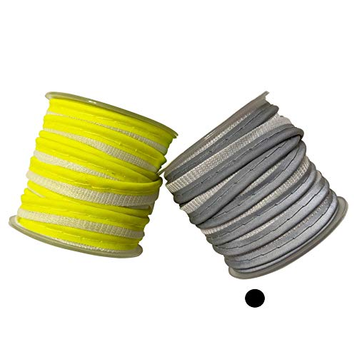 "Polyester Knit 5//8/"" Loop Braid Fringe Sew//Glue On Trim 10 Yds"
