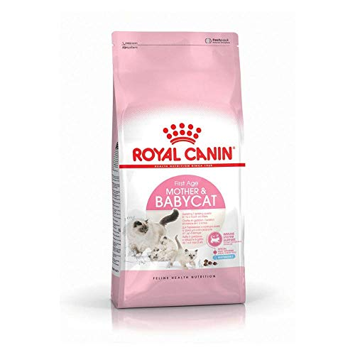 Royal Canin 55171 Mother & Babycat 4 kg- Katzenfutter