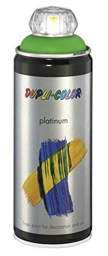 Dupli Color 719493 Platinum RAL 6018 Verde Giallo Satinato 400 ml