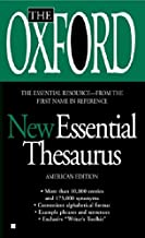 The Oxford New Essential Thesaurus: American Edition