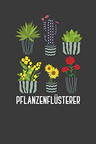 Pflanzenflüsterer: Jahres-Kalender für das Jahr 2020 Terminplaner für Gärtner Organizer