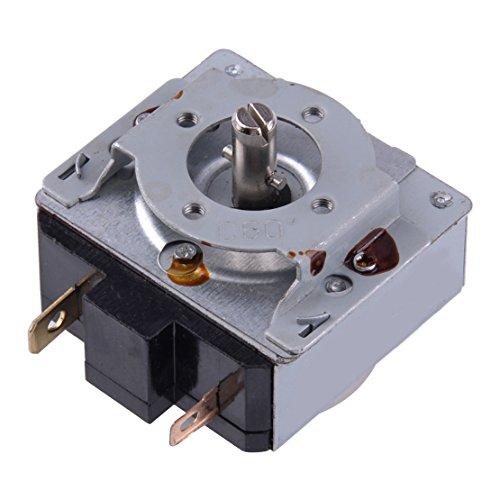 Commutateur de minuterie de 60 minutes 60M 250V pour le cuiseur électronique de four à micro-ondes 2 broches DKJ / 1-60