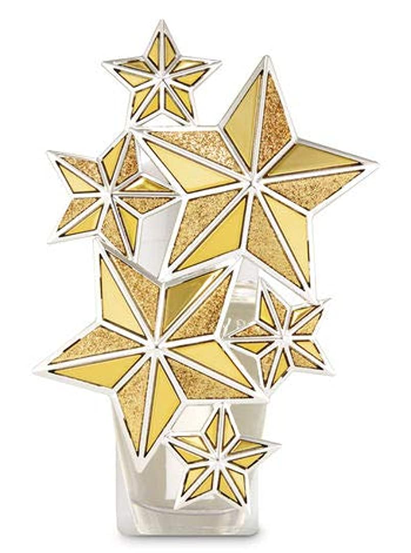 古風な分析的義務付けられた【Bath&Body Works/バス&ボディワークス】 ルームフレグランス プラグインスターター (本体のみ) ゴールドスター ナイトライト Wallflowers Fragrance Plug Gold Star Night Light [並行輸入品]
