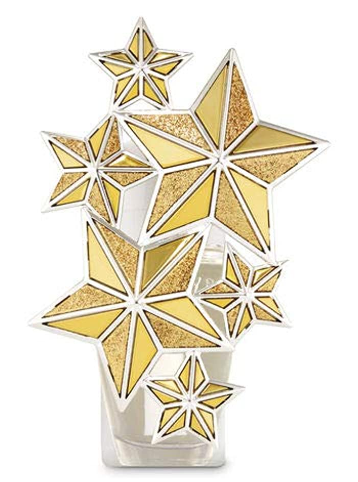 彼スパン慰め【Bath&Body Works/バス&ボディワークス】 ルームフレグランス プラグインスターター (本体のみ) ゴールドスター ナイトライト Wallflowers Fragrance Plug Gold Star Night Light [並行輸入品]