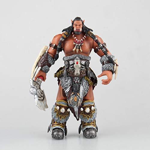 FENGZI World of Warcraft Durotans Vinyl Action-Figur