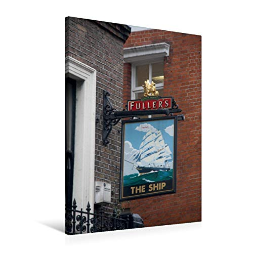 CALVENDO Kneipenschilder in London - The Ship