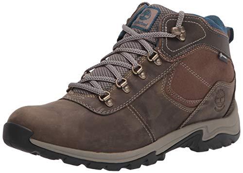 Timberland Women's Mt. Maddsen Mid Lthr WP Hiking Boot, medium grey, 8 Medium US