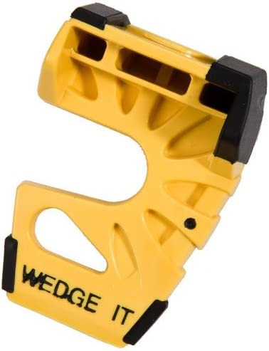 Wedge-It Ranking TOP16 WEDGE-IT-4 The All items free shipping Ultimate Yellow Door Stop