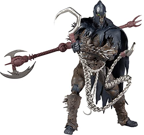 McFarlane Toys Raven Spawn 7' Action Figure with Accessories