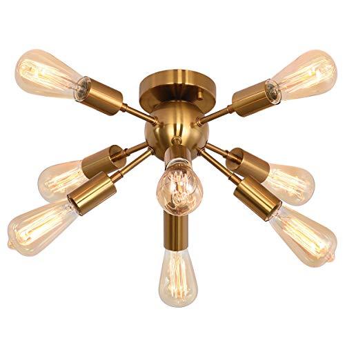 candelabro dorado fabricante N / A