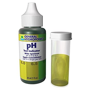 GH pH Test Kit 1oz General Hydroponics