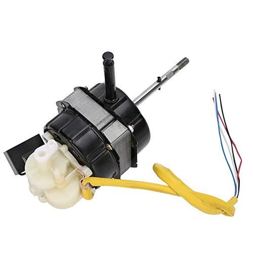 Motor de Ventilador de Piso EléCtrico para el Hogar, Accesorio del Motor del Ventilador del Piso del Reemplazo del Motor del Ventilador del Eje de Alargamiento 60W 220V.