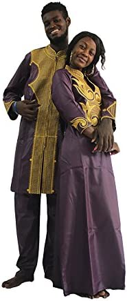 African attire for couples _image1
