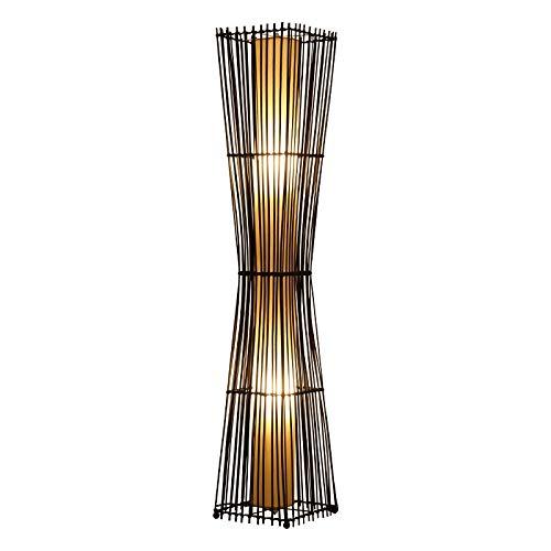 WangchngqingTD Flexo Led Escritorio, Lámpara De Pie De Estilo Japonés, Que Viven Luces Verticales Dormitorio De La Sala, Las Luces Decorativas