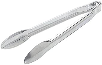 Amscan 430094 Silver Tongs
