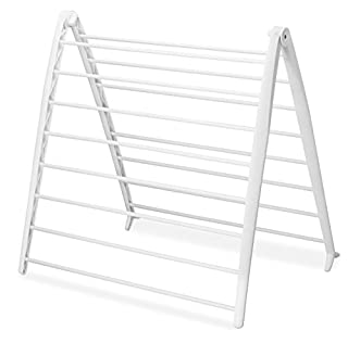 Whitmor Drying Rack, Collapsible, White (B01E2OVYWC) | Amazon price tracker / tracking, Amazon price history charts, Amazon price watches, Amazon price drop alerts
