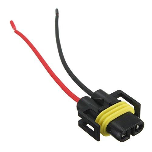 Viviance ZHVICKY 880 881 889 Vrouwelijke adapter Bedrading Kabelharnas stopcontacten voor het besturen van mistlampen
