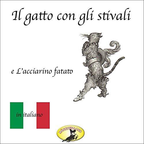Il gatto con gli stivali / L'acciarino magico cover art