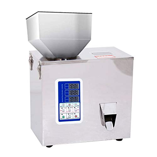 DPL Powder Filling Machine Automatic Weighing Filling Machine 2-100g DPL Powder Filling Machine Automatic Weighing Filling Machine 110v 10-25 Bags/Min