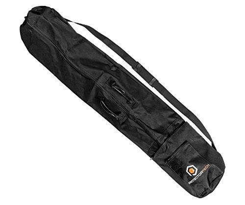 ProtectorTech HD Schutztasche TOP Tasche Verkehr für Metalldetektor oder Mikrofon/Lautsprecher Stehen - XXL: 125 cm lang