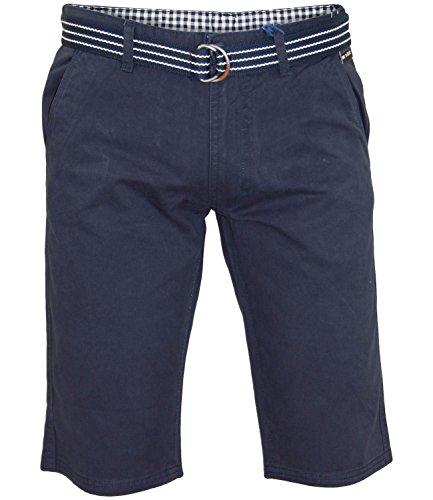 Kushiro City -  Pantaloncini - Uomo Navy Francese