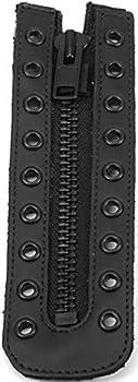 Thorogood Men s 884-6641 9 Eye Zipper Black - One Size