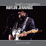 Live From Austin Tx von Waylon Jennings
