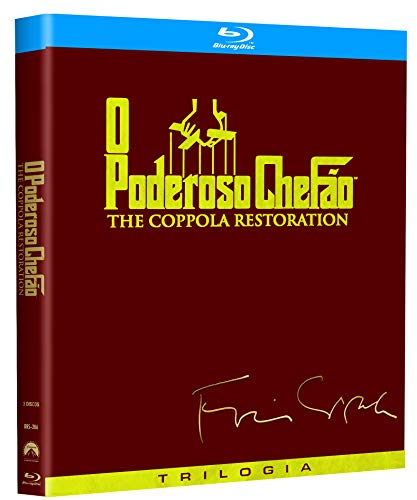Trilogia Poderoso Chefão - [Blu-ray] Collection